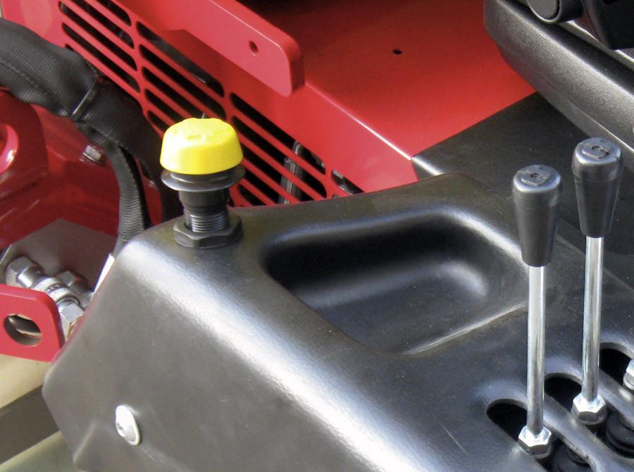 gianni ferrari turbograss hydraulics