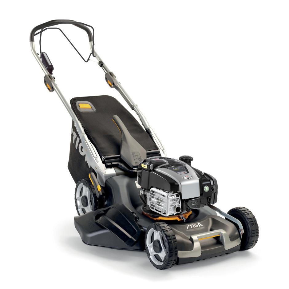 Stiga Twinclip 50 SEQ B Pro